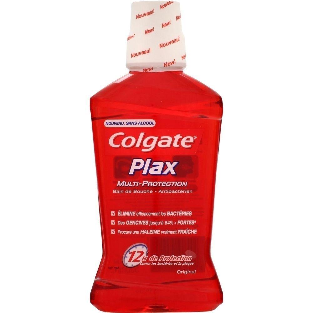 Colgate Plax Original Ήπιο Αντισηπτικό Στοματικό Διάλυμα