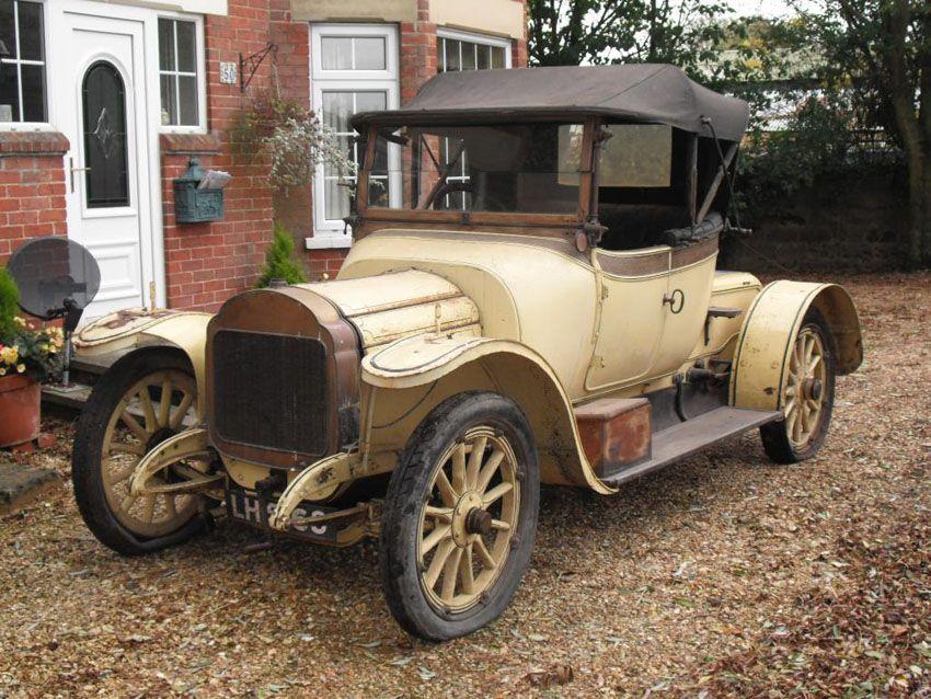 1909 Leon Bollee Vintage Classic CarsVintage