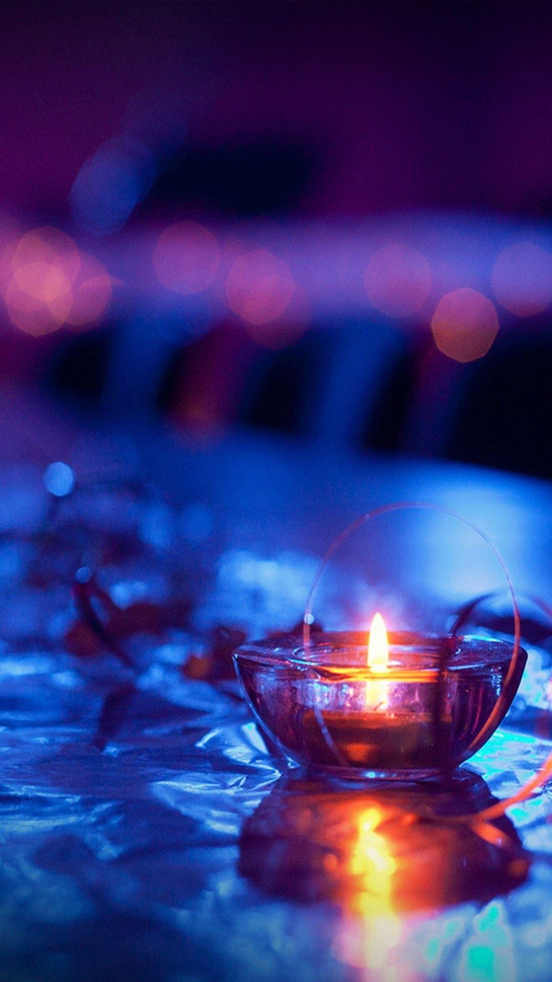 Candle Light iPhone 6 Plus HD Wallpaper.jpg (1080×1920
