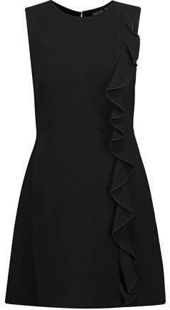 c2a668d3878 Rachel Zoe Krause Ruffled Cady Mini Dress