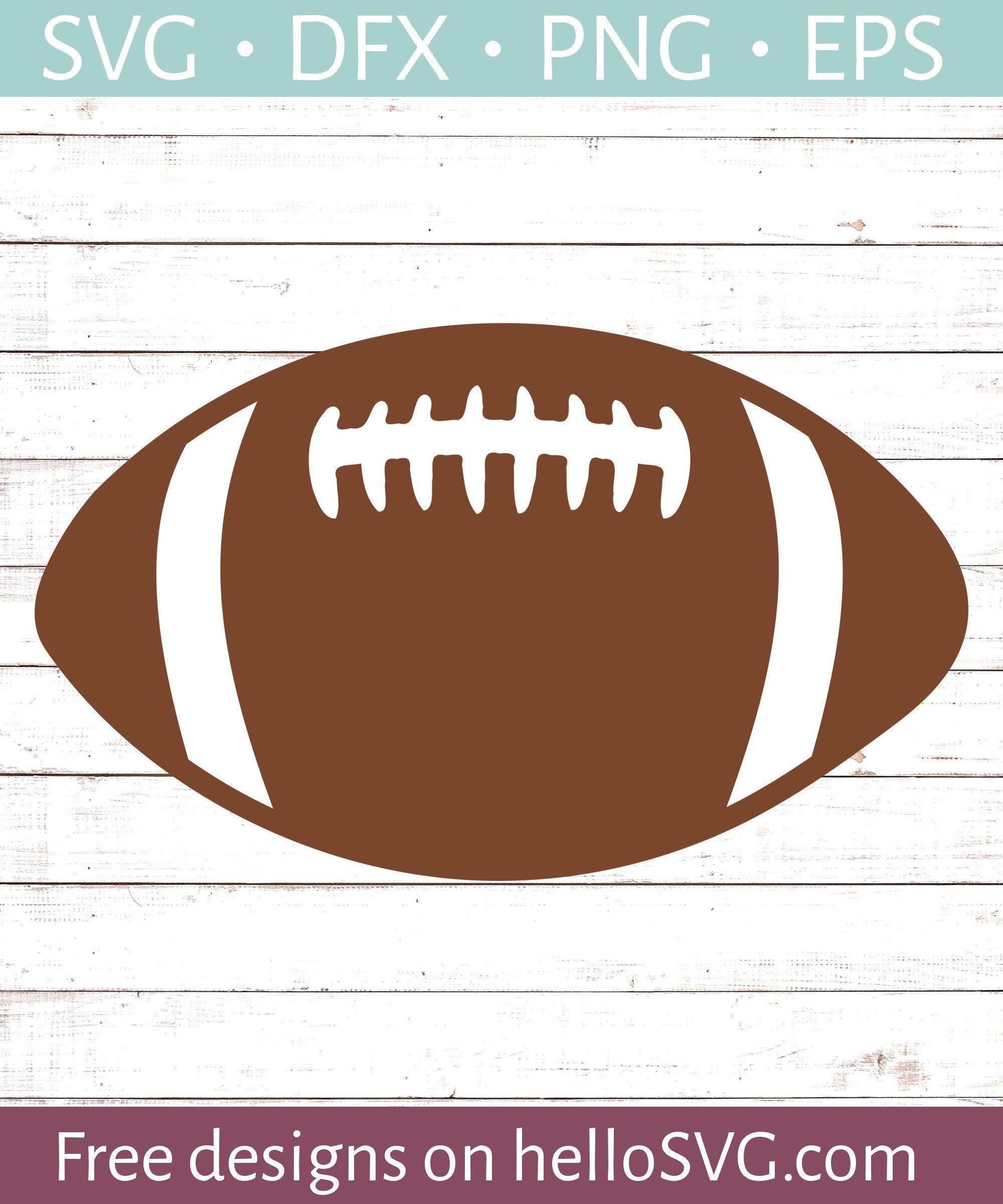 Football Monogram 2 Svg Free Files Free Svg Svg