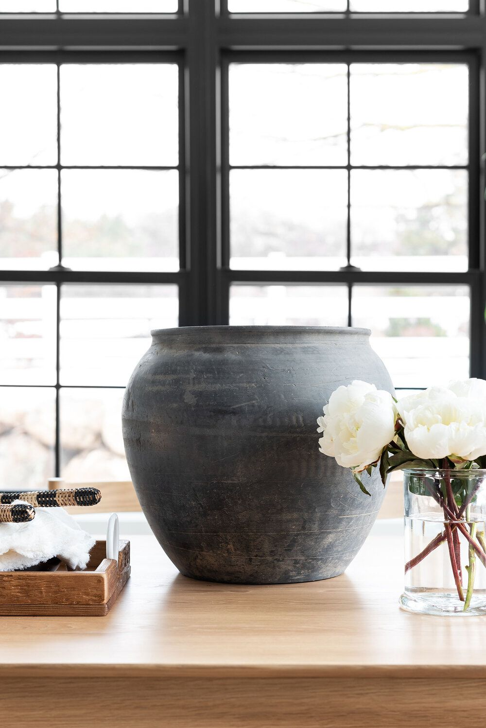 Styling Dining Spaces For The Everyday Studio Mcgee Studio Mcgee Vase Vases Decor