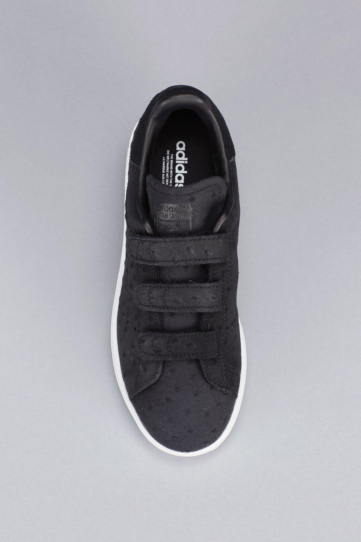 adidas stan smith noir scratch femme