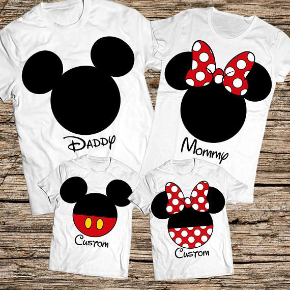 cdec32ab Family disney world shirts Disney Family Shirts Matching ...