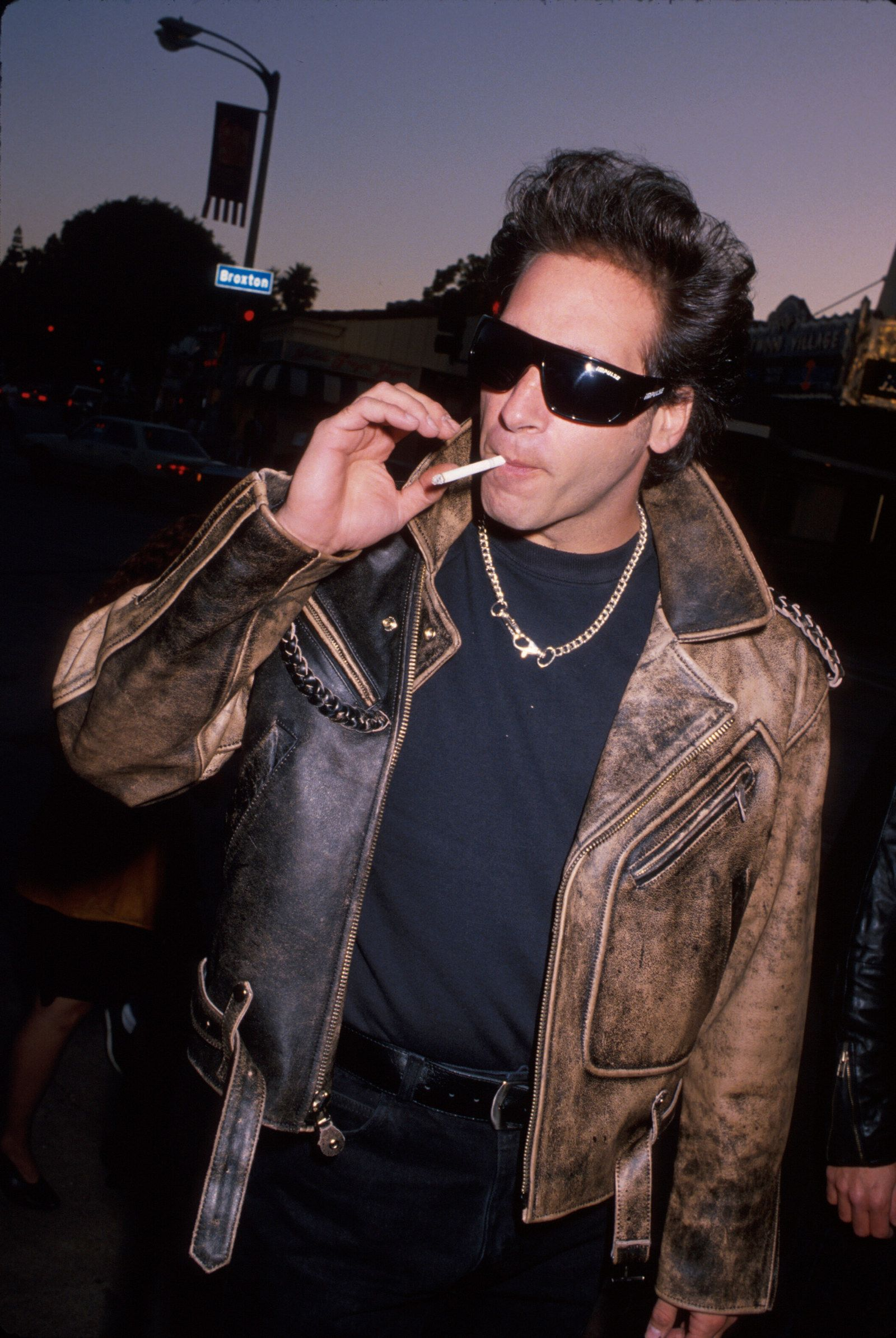 Living Above The Store The Untold Story Of The Most Notorious House In Comedy History In 2021 Andrew Dice Clay Leather Jacket Jacket Style [ 2388 x 1600 Pixel ]