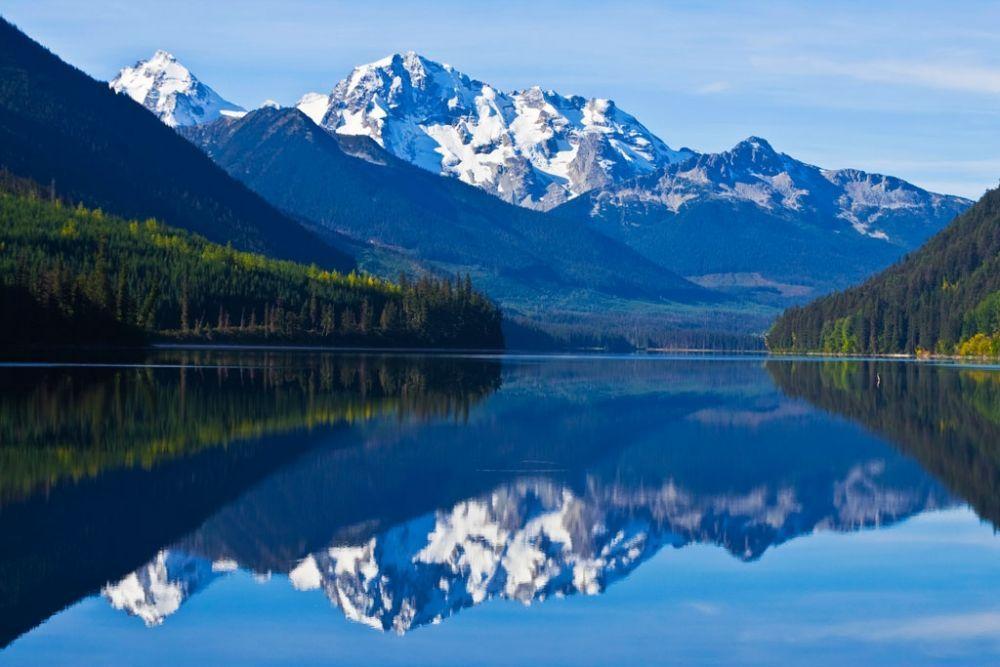 Vancouver BC British columbia British columbia mountains Lake