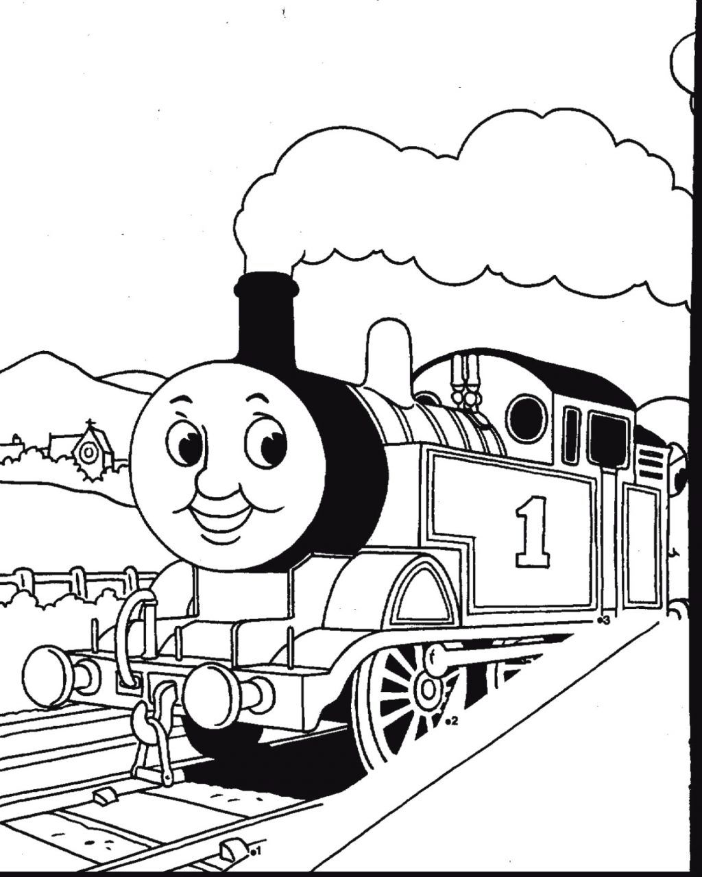 Big Boy Train Coloring Pages Coloring Pages Coloring Page