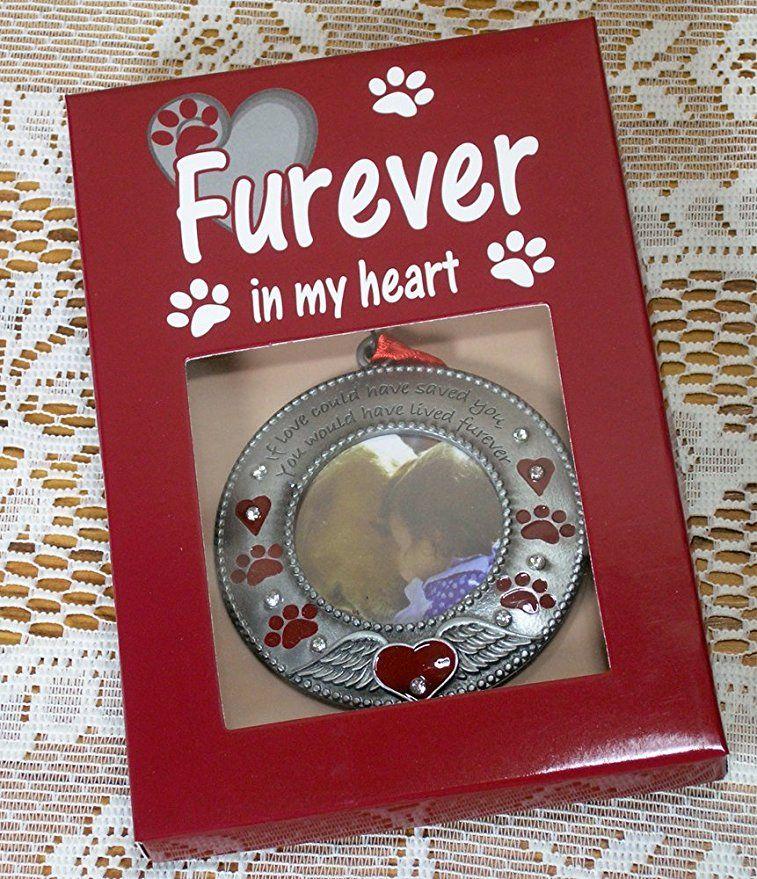 In loving memory pet ornament pet memorial
