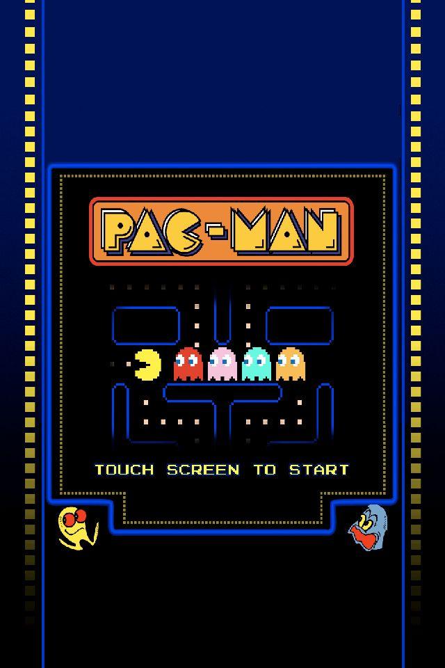 Pacman Lock Screen Iphone Candy Iphone Lockscreen Home Lock Screen Screen Wallpaper