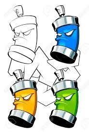 Resultado De Imagem Para Lata Spray Graffiti Latas De Graffiti Graffiti Graffiti De Arte Callejero