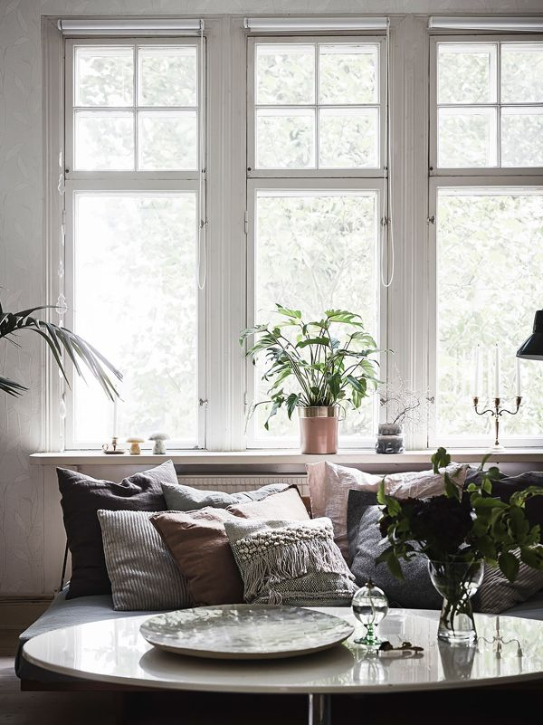 A BEAUTIFUL SWEDISH HOME WITH TRADITIONAL FEATURES