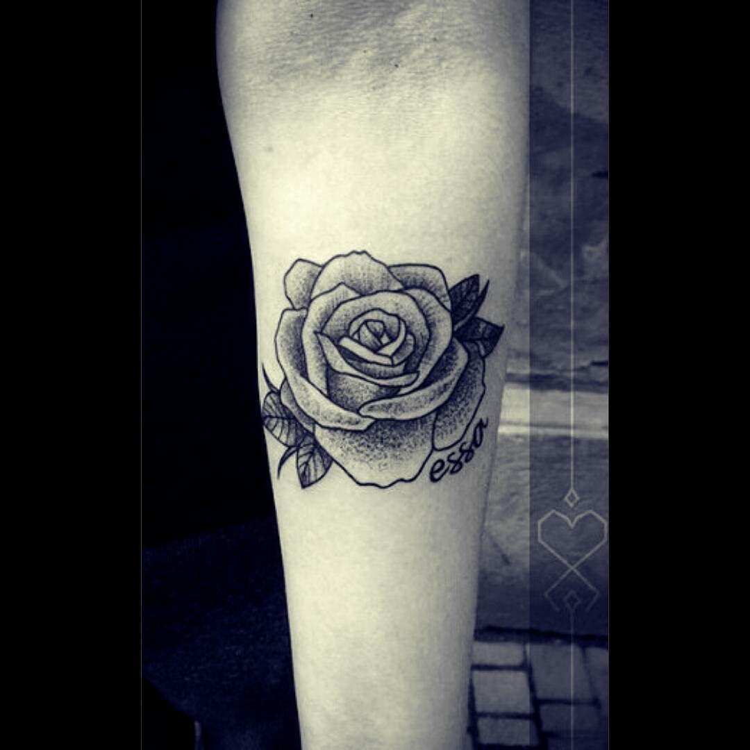 Fresh WTFDotworkTattoo Find Fresh from the Web Pierwszy ale nie ostatni!  #tatuaż #róża #my #first #tattoo #rose #dotwork #black #and #white #beautiful #polishgirl #goodgirl #likeit #loveit #love #happy #instalike #instapic #instagood #instacool #instamood #like #fallow #like4like #l4l #vscocam #vsco #essa  stoprosandra WTFDotWorkTattoo