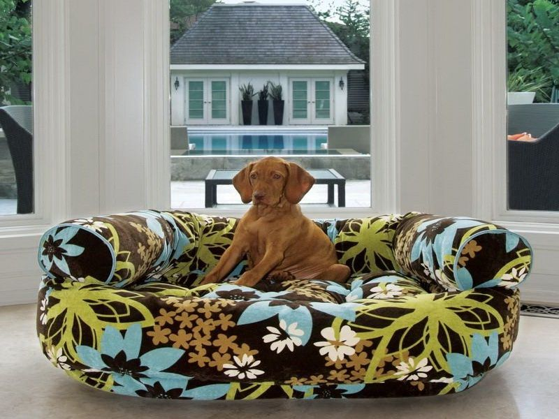 Comfort Your Dog With Bed Bolster Cute Fl Ideas
