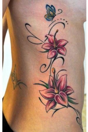pingl par marie jos e plante sur tattoo pinterest tatouage fleur tatouages et motifs. Black Bedroom Furniture Sets. Home Design Ideas