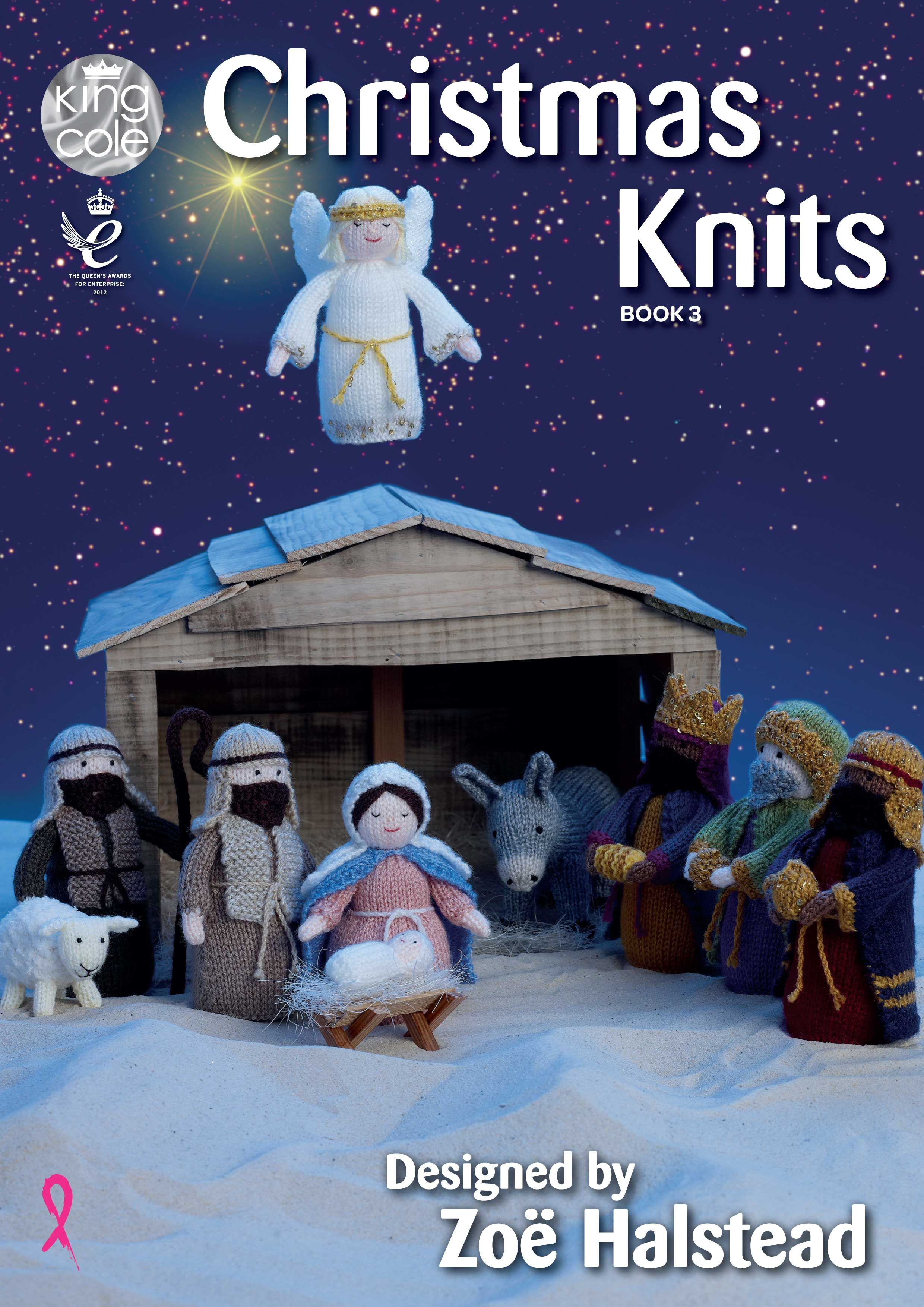 King Cole Christmas Knits Book 3 By Zoe Halstead Mary