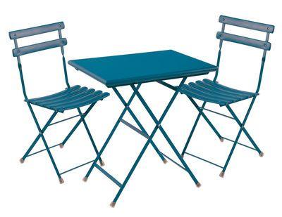 Table pliante Arc en Ciel / 70 x 50 cm - Emu | Déco | Pinterest ...