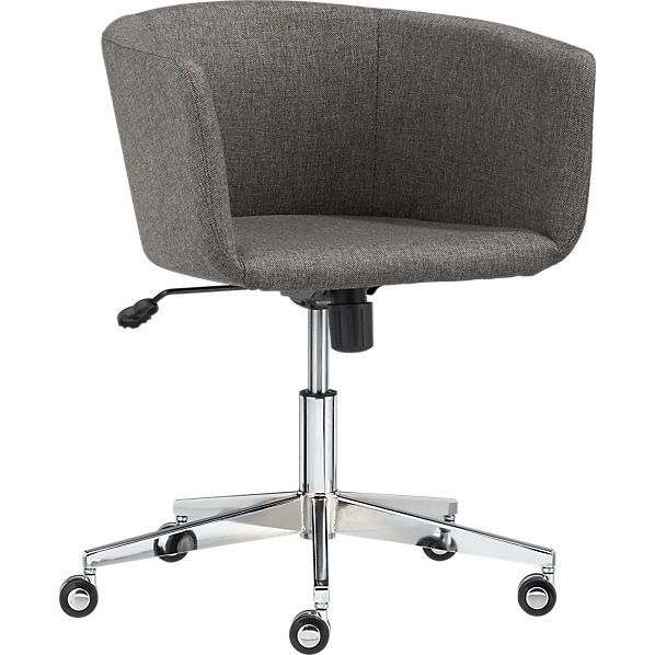 Coup Grey Office Chair Office Furniture Modern Office Chair Modern Office Chair