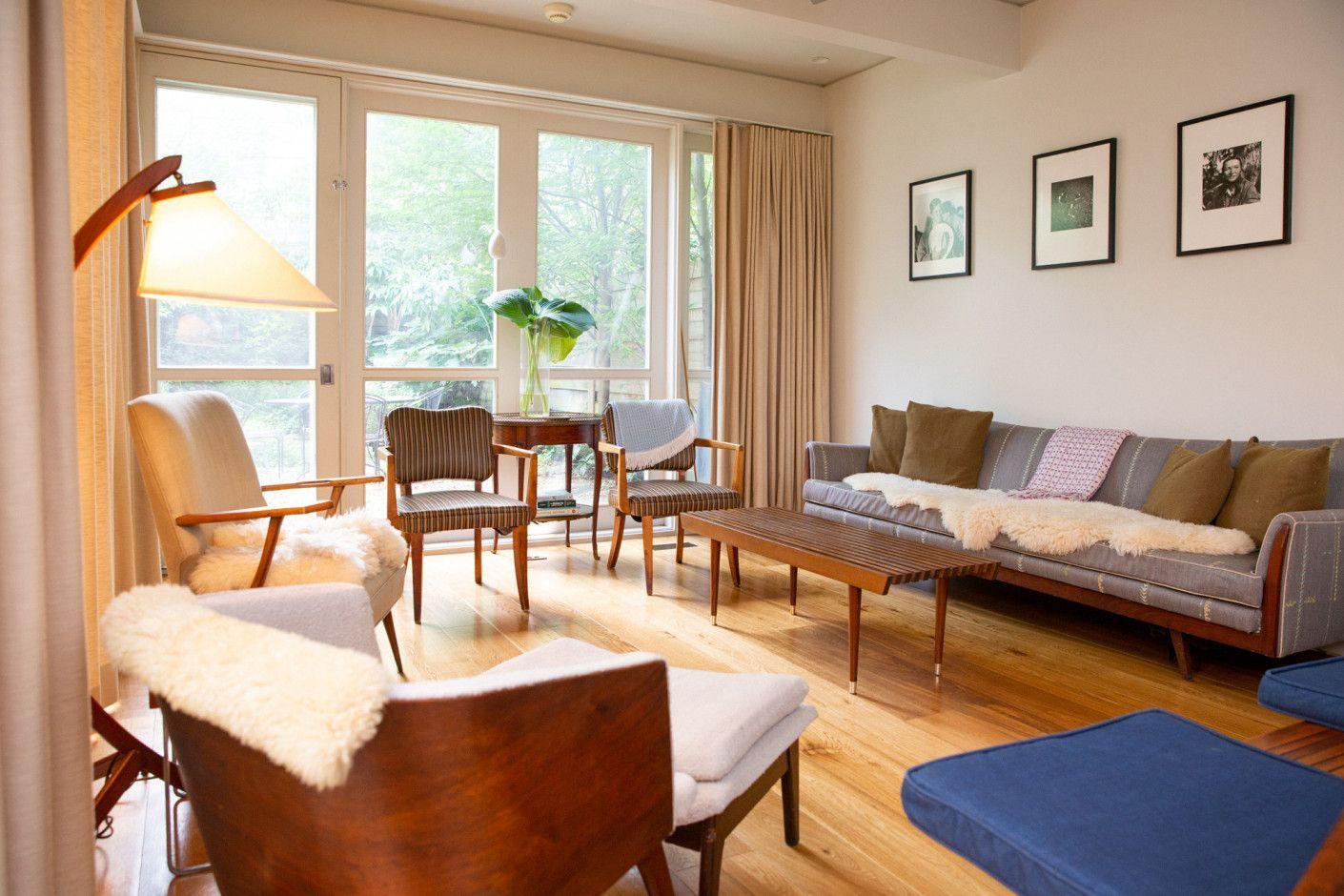 Bens Renovated Brooklyn Penthouse   Discount bedroom