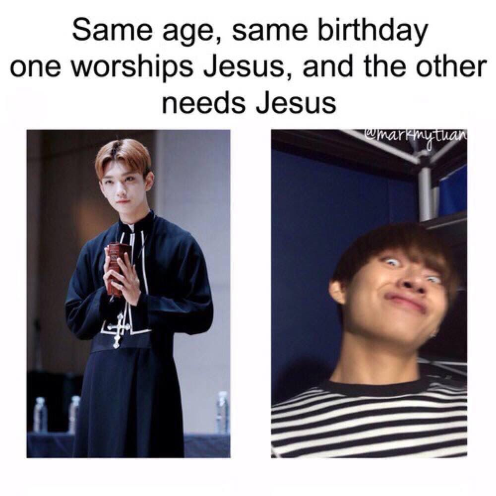 Joshua And V With Images Bts Funny Kpop Memes Seventeen Memes