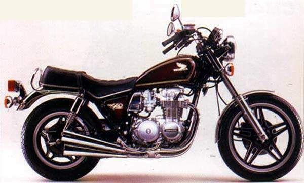 Honda Cb 650 1981 The Bike I Bought New When I Was 16 Saved My