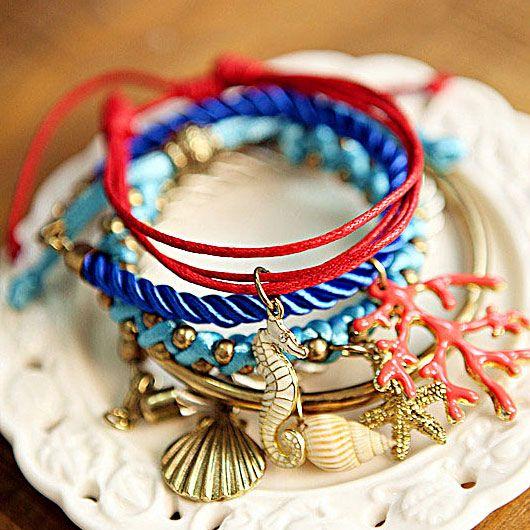 Ocean Mixed Bracelet Pack