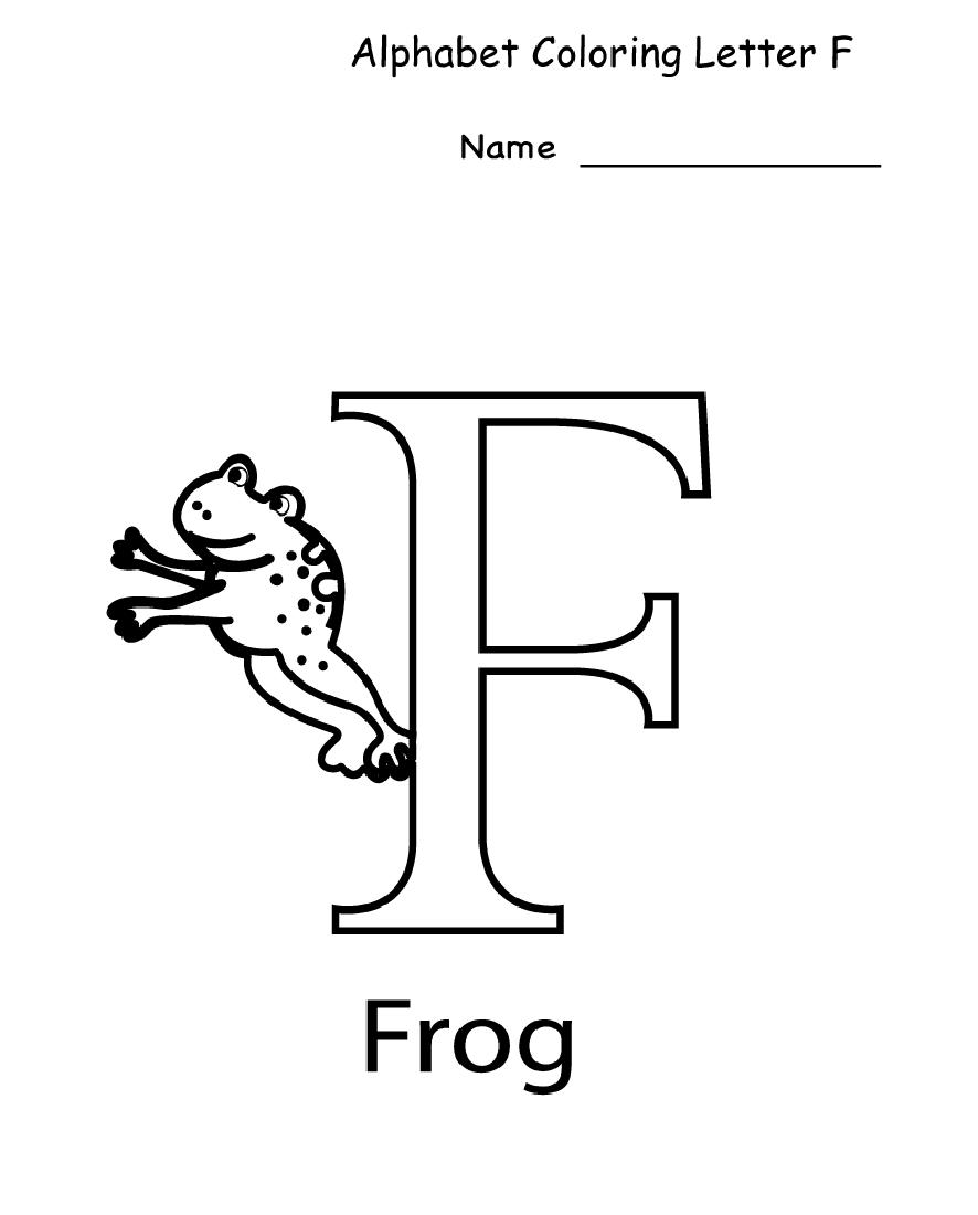 letter f worksheet for preschool and kindergarten activity shelter alphabet and numbers. Black Bedroom Furniture Sets. Home Design Ideas