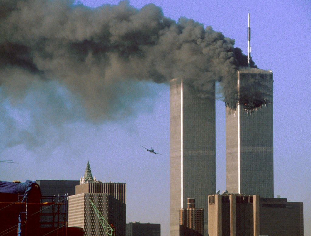 25 Most Powerful Photos World Trade Center September 11