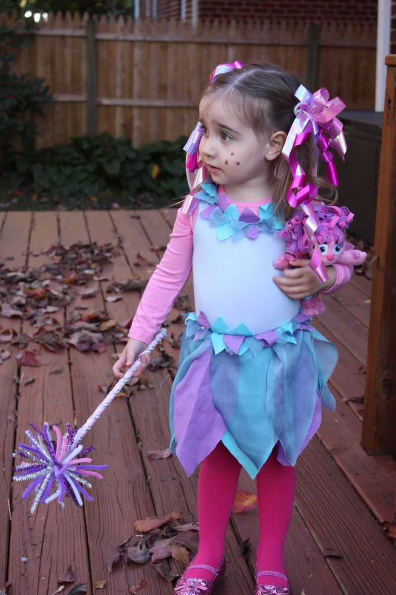 Abby Cadabby homemade costume from buzzmills  sc 1 st  Pinterest & Happy Halloween... | Homemade costumes Costumes and Halloween costumes