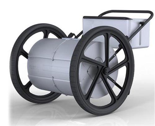 Potável Carro Purificador De Agua Pozos De Agua Agua Fuentes De Agua