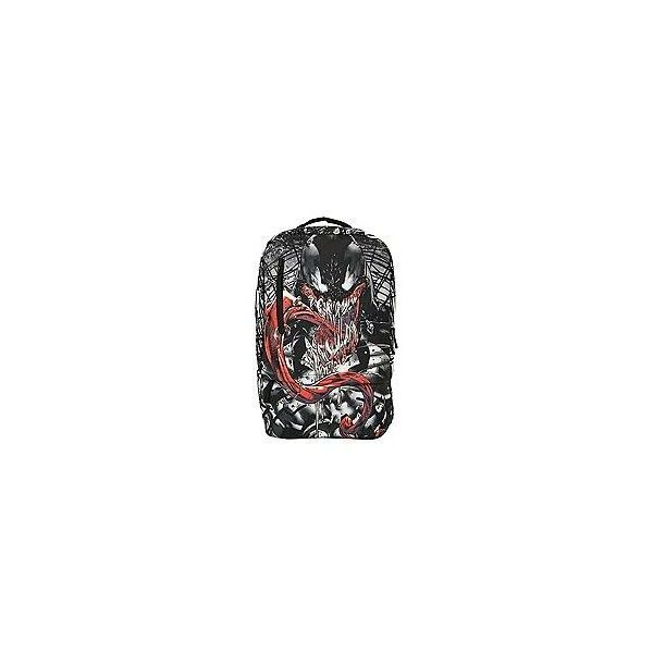572c3422edee8e Marvel Venom Teeth Backpack | Hot Topic ❤ liked on Polyvore featuring bags,  backpacks, venom, day pack backpack, knapsack bag, flat backpack and  backpack ...
