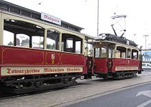 Breslau Berolina-Wagen Hans und Gretel
