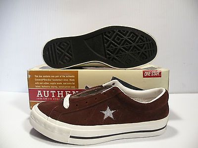 c4e75f259b0 ... australia converse one star all star suede low vintage men women shoes  13148 size 3 5