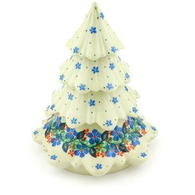 Polish Pottery Christmas Tree 7 Spring Wreath Polish Pottery Polish Pottery Boleslawiec Polish Stoneware