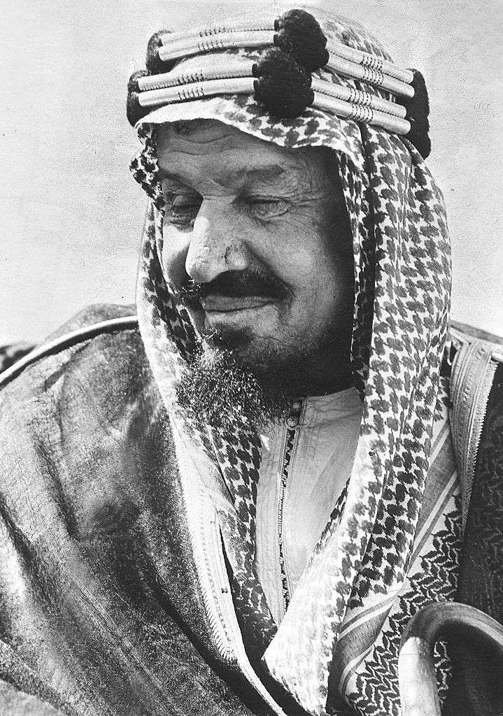 1926 ابن سعود ملكا على الحجاز Ullstein Bild Ullstein Bild Via Getty Images Ksa Saudi Arabia History Facts Interesting House Of Saud