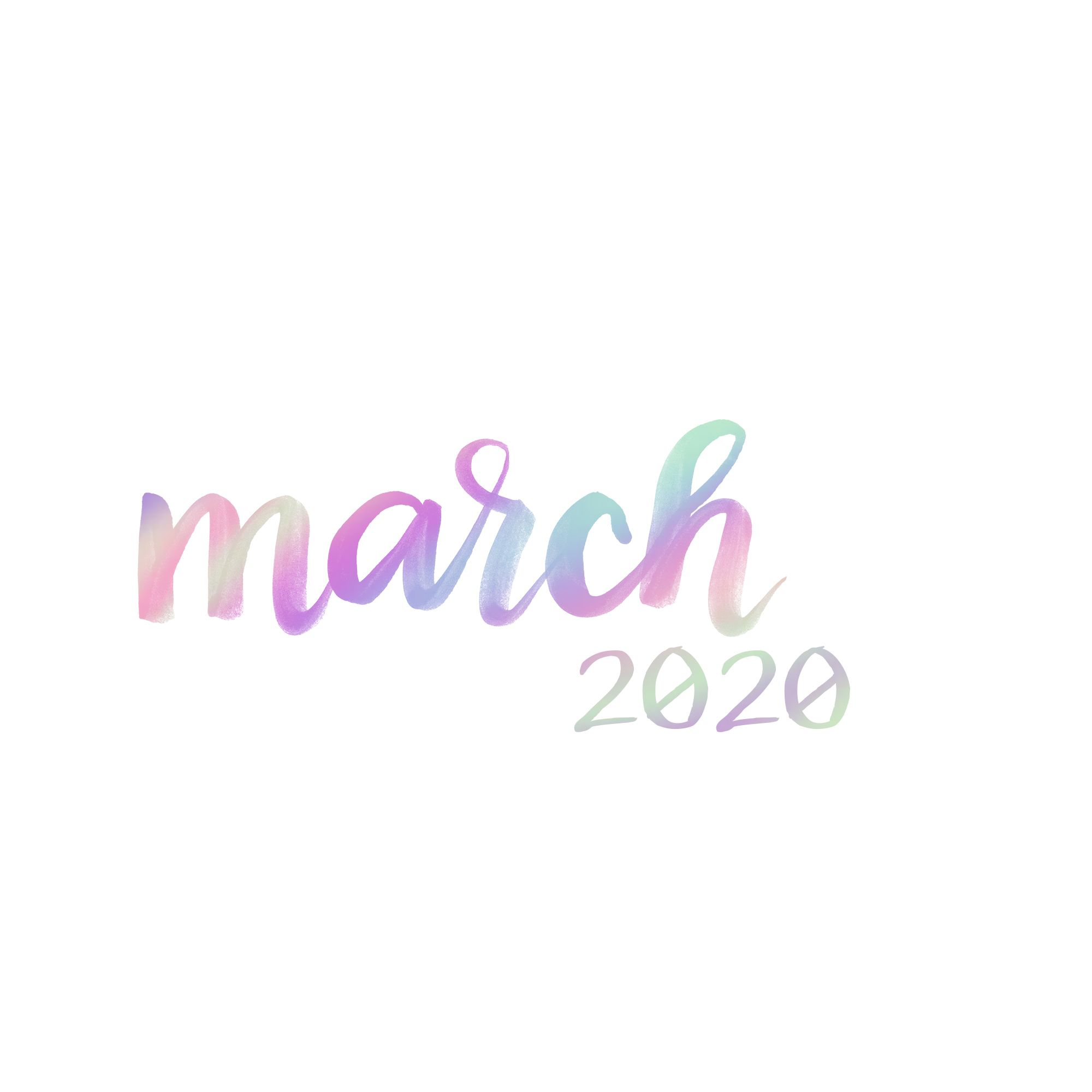 2020 is a Fresh New Year and 7 awesome 2020 Calendar Finds