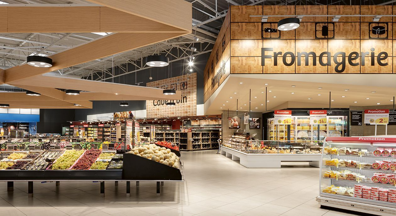 E leclerc interstore in 2020 grocery store