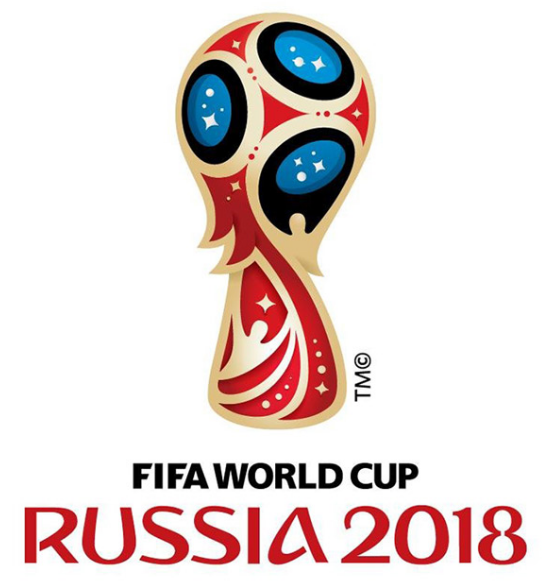 Logo Da Copa Do Mundo Fifa Russia 2018 World Cup Logo World Cup Qualifiers World Cup Russia 2018