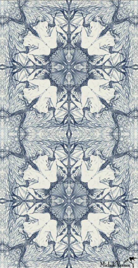 Nymph Wallpaper | @michele varian