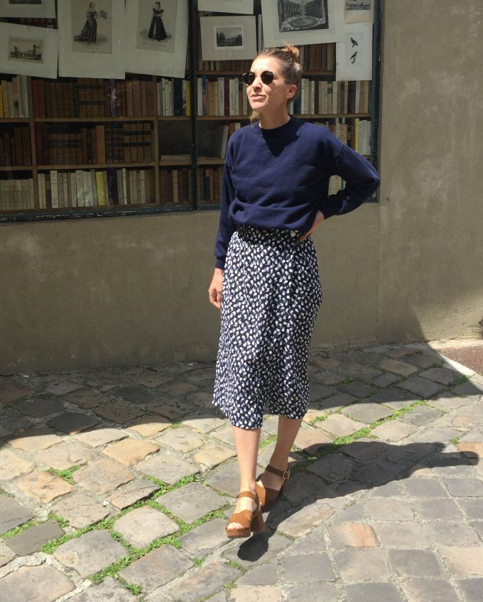 Collab I am Patterns x Marie Claire Idées : le patron Romy