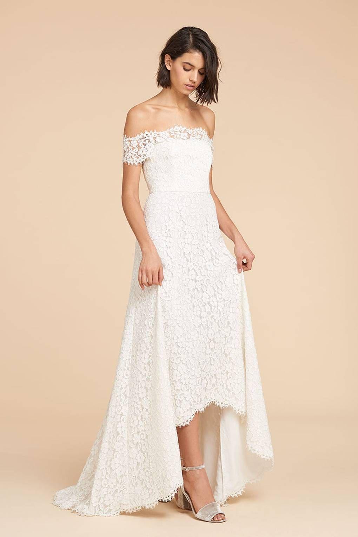 rose wedding dress whistles