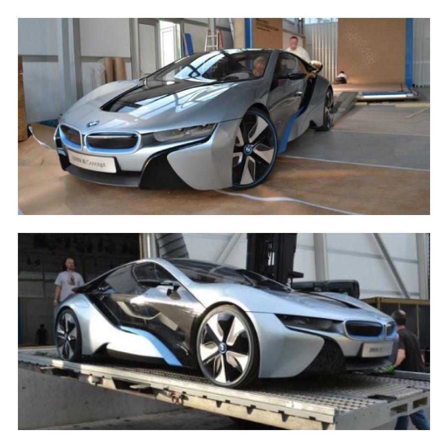 BMW i. Born Electric