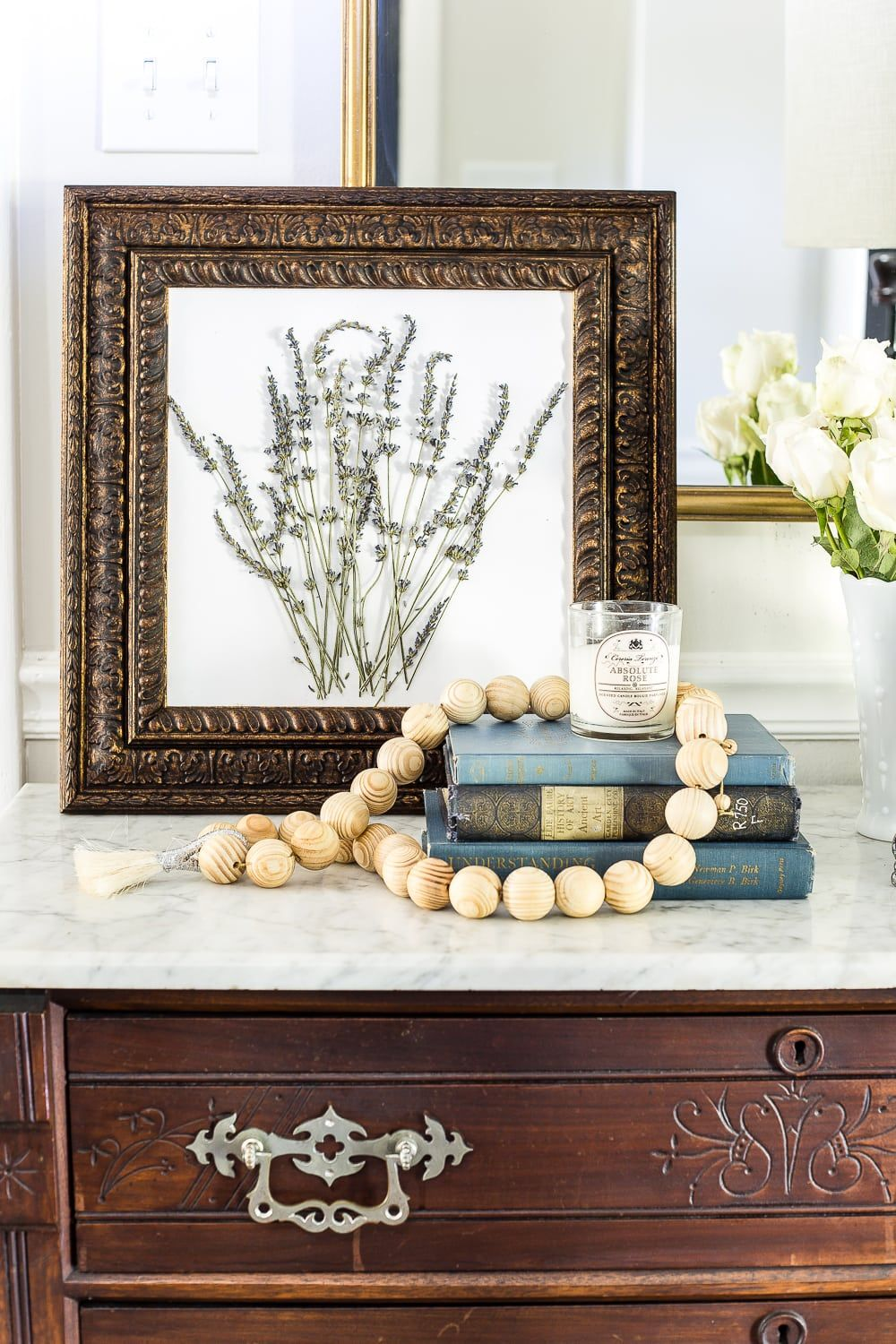 Home Decorating Online Games Must Have Thrift Store Staple Old Frames Transformed Using Aging Wax And DIY Art