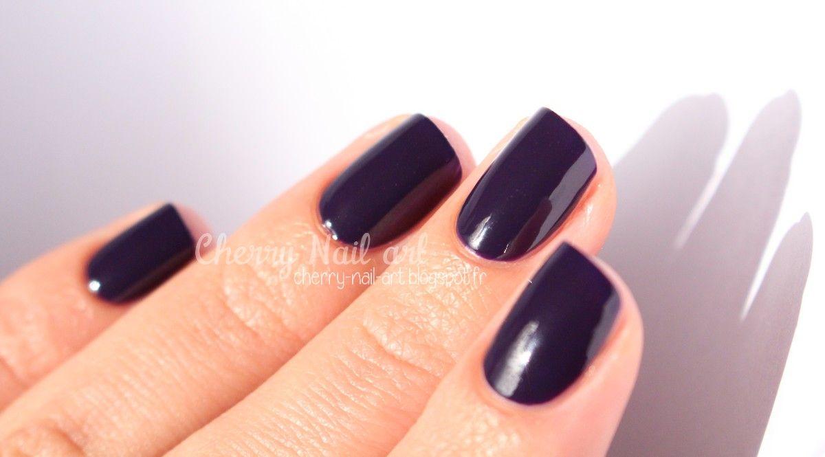 CHERRY NAIL ART - Blog mode beauté: Vernis lm cosmetic n°8