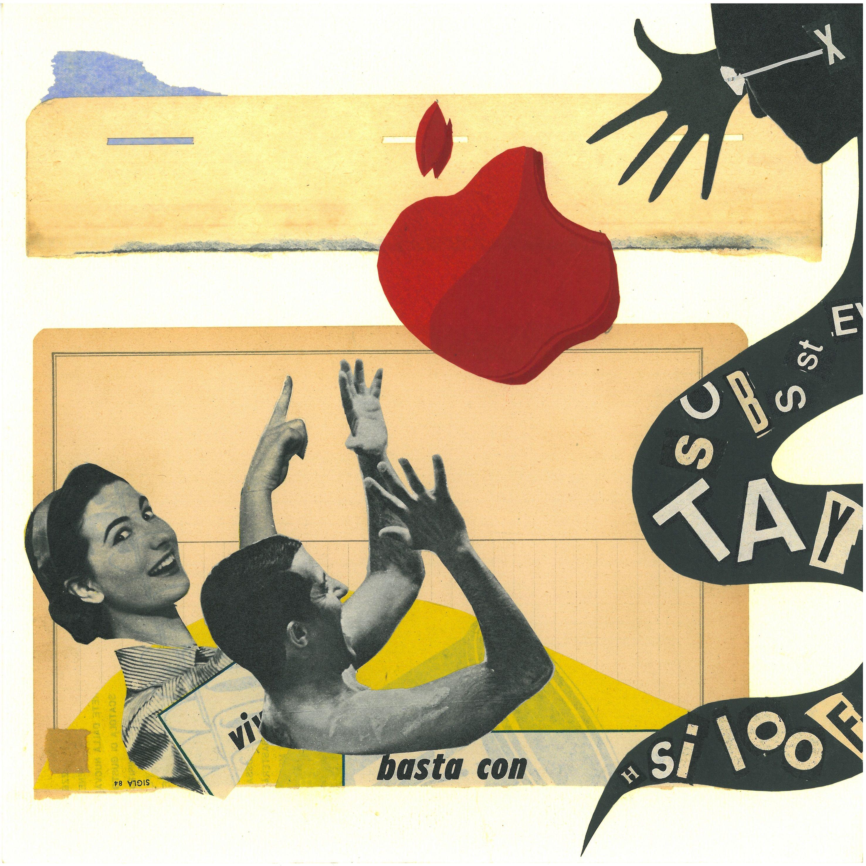 """Cinzia Farina - """"Stay foolish. L'Eden nell'era digitale"""""""
