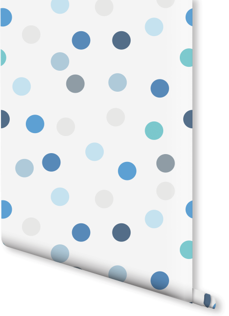 Mixed Dot Wallpaper | Milexa