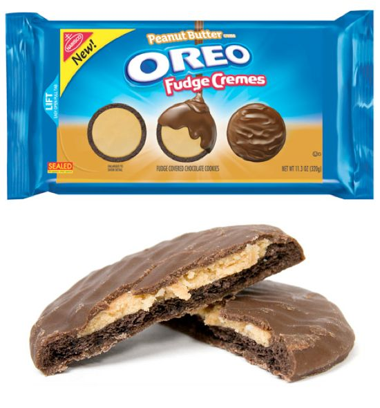 Omg! Awesomely weird Oreo flavors ❤