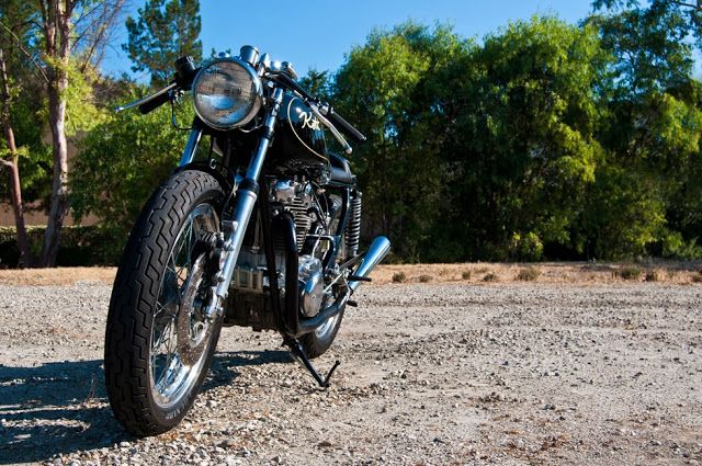 1972 XS2 Kott Motorcycles ~ Return of the Cafe Racers