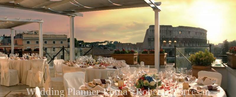 La Terrazza Panoramica Di Palazzo Manfredi Con Vista Sul