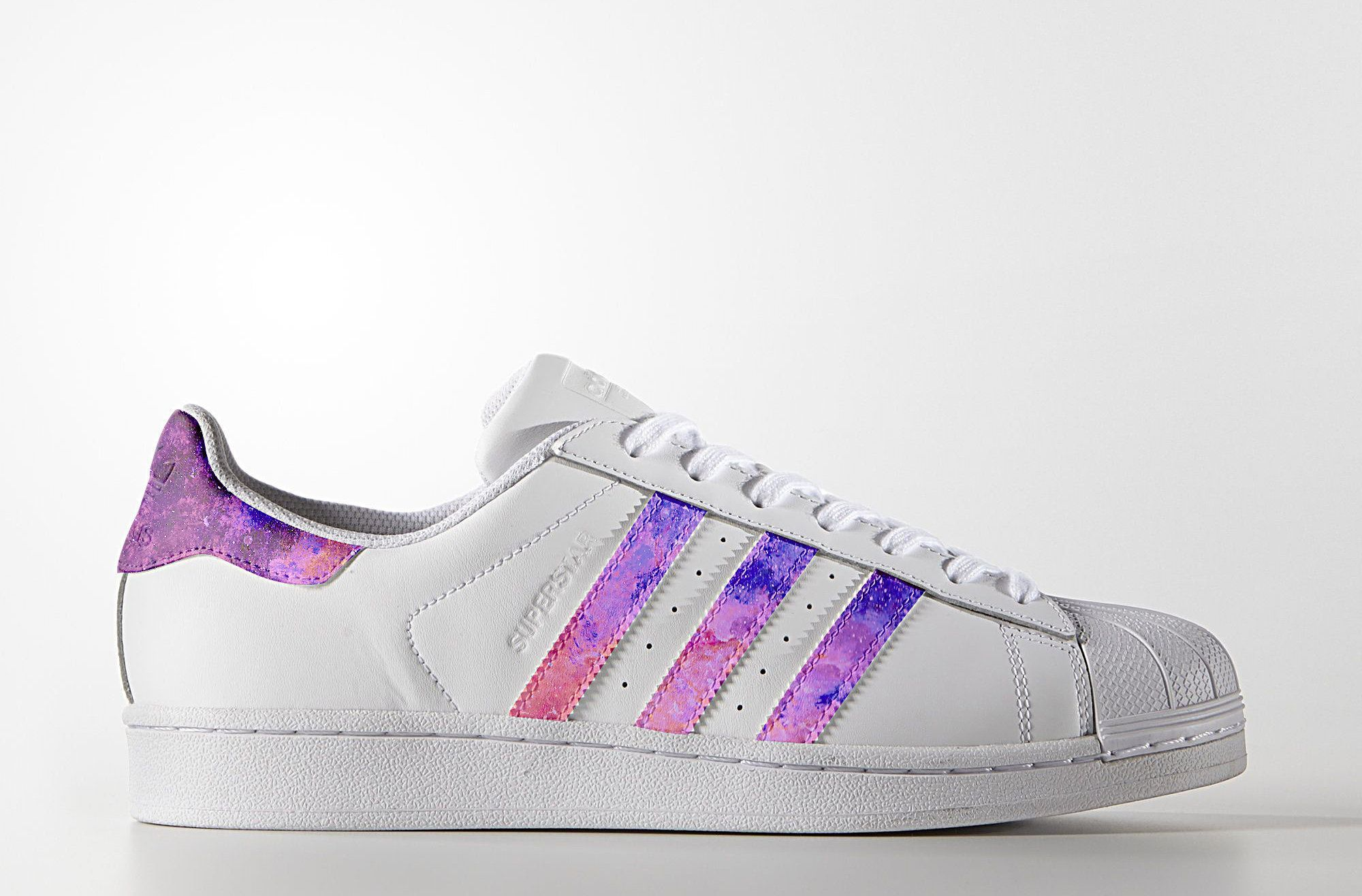 free shipping fab2f f8c86 Custom Adidas Superstar,superstar,galaxy,space,custom sneakers ,custom  shoes ,