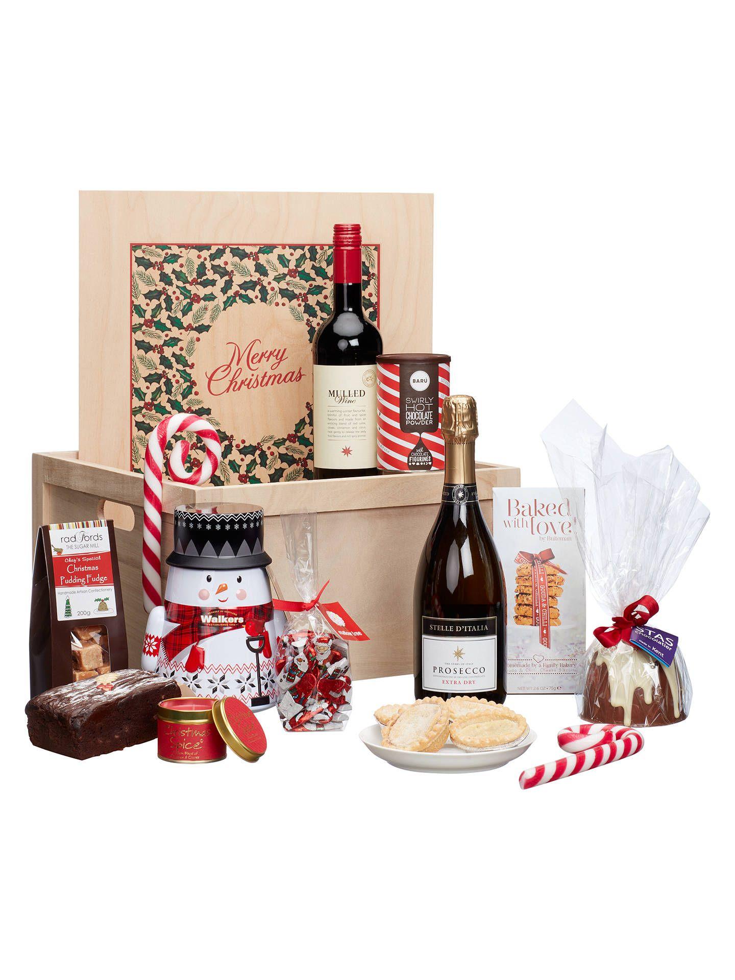 John Lewis & Partners Christmas Eve Hamper Christmas
